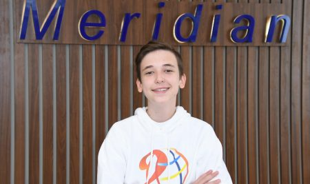 Ukraine will be represented at the Junior Eurovison Song Contest by our student Oleksandr Balabanov